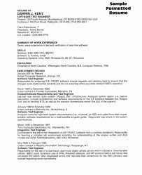 1 Year Experience Resume Format For Manual Testing Sample Testing Resumes Testing Resume Sample Mobile Testing