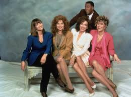 annie potts designing women celebrities in tights a l