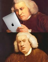 Samuel Johnson Meme - samuel johnson ipad blank template imgflip