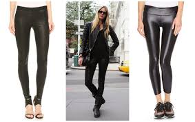 Real Leather Leggings Canvasstyle Leather Leggings Done Right