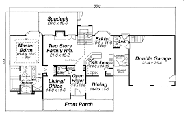 house plan 80223 at familyhomeplans com