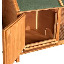 Large Rabbit Hutch Home U0026 Roost U2013 Wordsworth Extra Large Rabbit Hutch