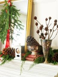 Elegant Christmas Mantel Decorations by 50 Gorgeous Holiday Mantel Decorating Ideas Midwest Living