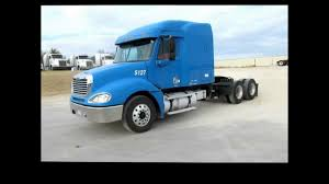 2003 freightliner columbia semi truck for sale sold at auction