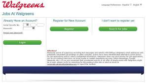 Walgreens Resume Walgreens Job Application Walgreens Job Application