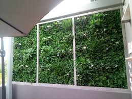 architectural green wall panels from evergreen walls