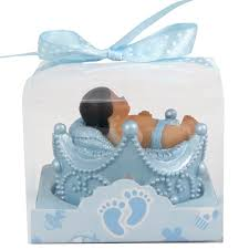 blue crown themed baby shower favor baby shower favors and