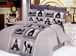 New York Themed Bedroom Decor Total Fab Paris London New York Bedding A World Of Big City Dreams
