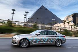 mobility cars bmw bmw 5 series prototype unveils the future of personalized