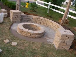Building A Firepit In Your Backyard Creatively Luxurious Diy Pit Project Here To Enhance Your