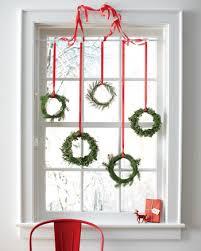 window wreaths wreaths martha stewart