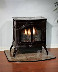 empire cast iron stove porcelain mahogany