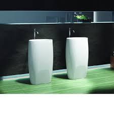 Contemporary Pedestal Sinks Modern Pedestal Sink Nurri