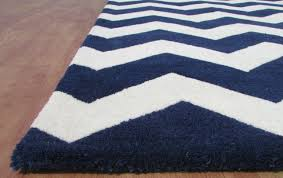 Zig Zag Area Rug Contemporary Style Chevron Area Rug