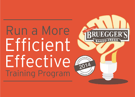 4 secrets to more efficient more effective restaurant training