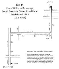 Map Of Brookings Oregon by Jack 15 Prairie Striders Running Club