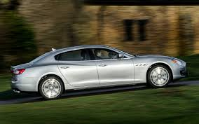 maserati luxury maserati quattroporte top 10 best luxury saloon cars cars