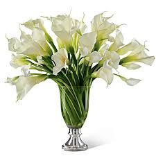 cala lillies graceful calla bouquet at send flowers