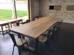 Dining Table And 10 Chairs Large Dining Table And 10 Chairs Table Design Handmade