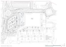 gibraltar airport bblur architecture 3dreid site plan