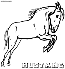 best mustang coloring pages 19 with additional coloring pages