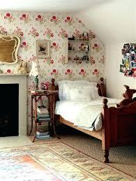 chambre fille style anglais papier peint style anglais europe stomatolog center info