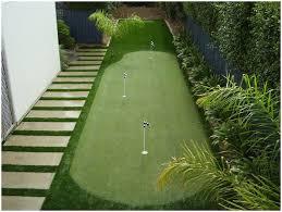 putting green in backyard home design u0026 interior design