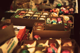 boxes of ornaments pictures photos and images for