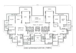 one tanjong floor plan