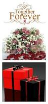 19th wedding anniversary gift list traditional modern flower