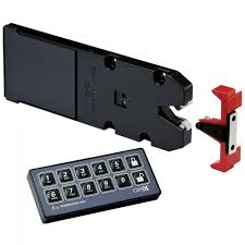 magnetic lock kit for cabinets cabinet locks and latches rockler woodworking and hardware