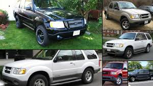 Ford Explorer Hybrid - 2001 ford explorer sport news reviews msrp ratings with
