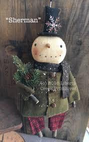 235 best prim snowman patterns images on pinterest snowman