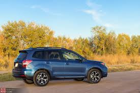 2016 subaru forester lifted 2016 subaru forester xt review u2013 more isn u0027t always more