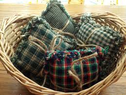 basket fillers set of 4 rustic primitive prim bowl basket fillers ornies