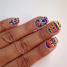 tribal nails summer nails nails nail art nail art nails