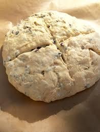 irish soda bread mirabelleblogdotcom