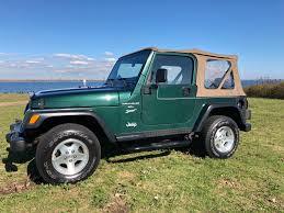 teal jeep wrangler 2000 jeep wrangler sport