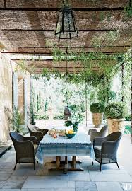 Outdoor House 25 Summer Ready Outdoor Dining Areas Iron Pergola French Beauty