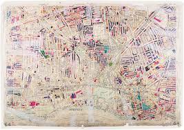 Portland Air Quality Map by Bomb Damage Maps Reveal London U0027s World War Ii Devastation
