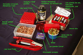 Setting Up A Reloading Bench Portable