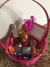 hostess gifts for baby shower thank you baskets for friends who hosted our baby shower