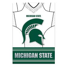 Michigans Flag Michigan State Spartan Flag Compare Prices At Nextag