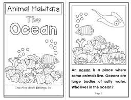 coloring pages of animals in their habitats this set of poster cards with 13 different habitats is perfect for