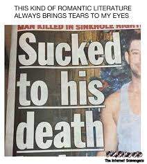 Memes About Death - sucked to his death funny adult meme pmslweb
