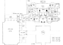 floor plans for mansions floor plans to mega mansion design homes of the rich