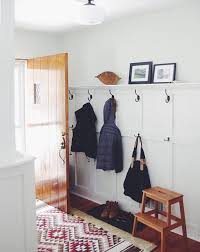 Front Door Storage An Indianapolis Home Designed With Family In Mind A Dwelling