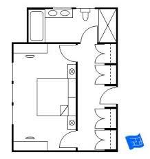 bedroom floorplan 25 best master bedroom floor plans with ensuite images on