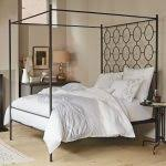 canopy bed design wrought iron canopy bed frame bed queen