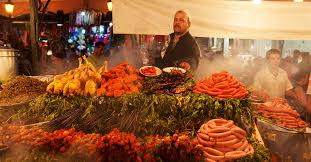 in the markets of marrakech a master class in moroccan cuisine